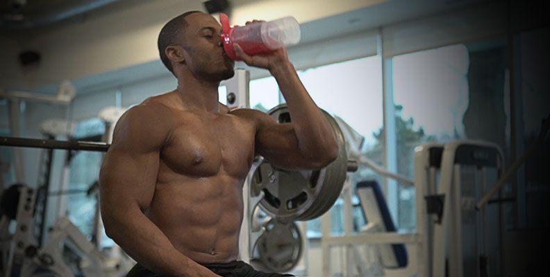 Uống nước tốt cho quá trình vận động